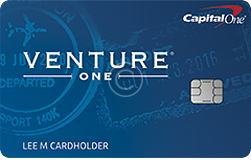 Capital One® Venture Rewards Credit Card